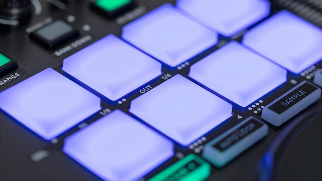boite a rythme controleur DJ Gemini
