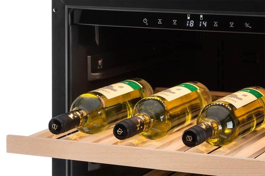 bouteilles de vin blanc moelleux