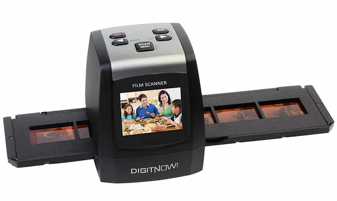 scanner digitnow avec négatif 24 x 36 mm